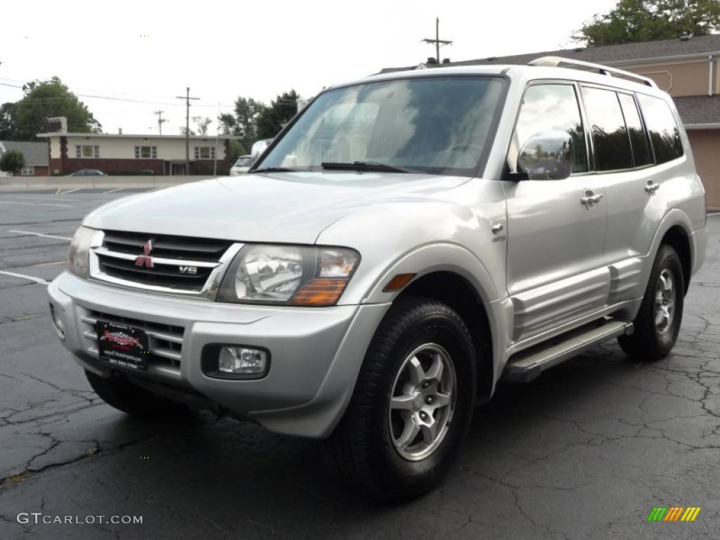 2001 Munich Silver Metallic Mitsubishi Montero Limited 4x4 33236341 Photo 10 Gtcarlot Com