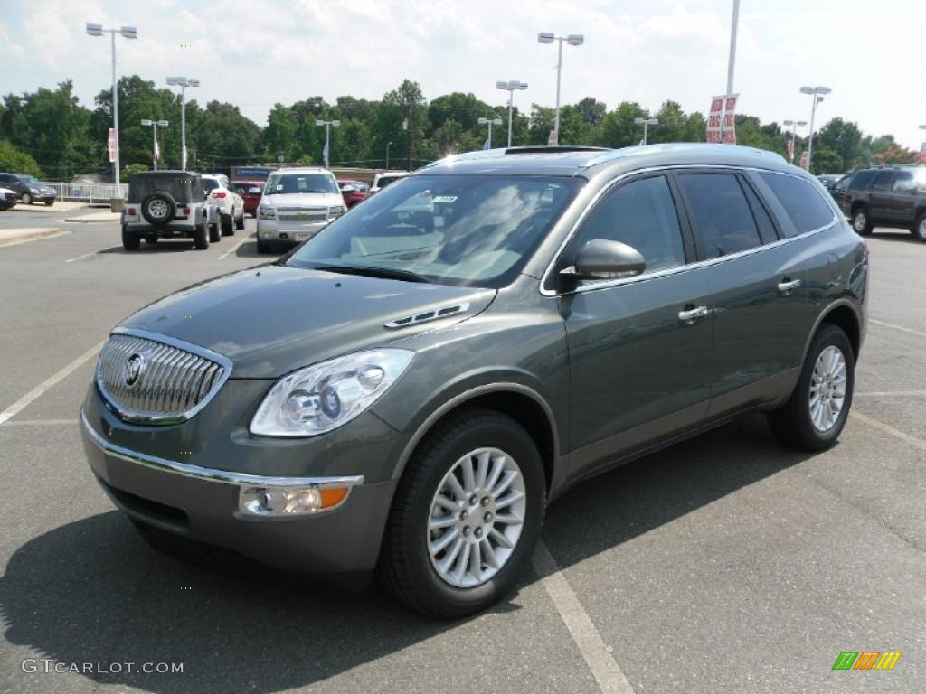 2011 buick enclave reviews and ratings the car autos weblog. Black Bedroom Furniture Sets. Home Design Ideas