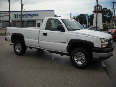 2005 chevrolet silverado 2500hd work truck regular cab 4x4 data info and specs. Black Bedroom Furniture Sets. Home Design Ideas