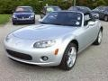 Sunlight Silver Metallic 2007 Mazda MX-5 Miata Gallery