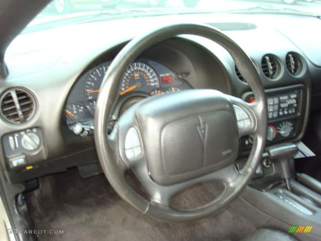 2000 Pewter Metallic Pontiac Firebird Trans Am Coupe 3326436 Photo 10 Car