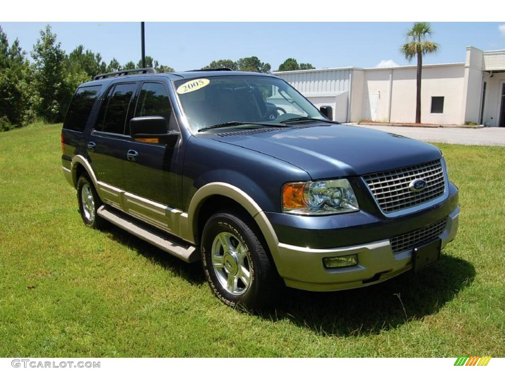 2005 Medium Wedgewood Blue Ford Expedition Eddie Bauer 33328183 Car Color