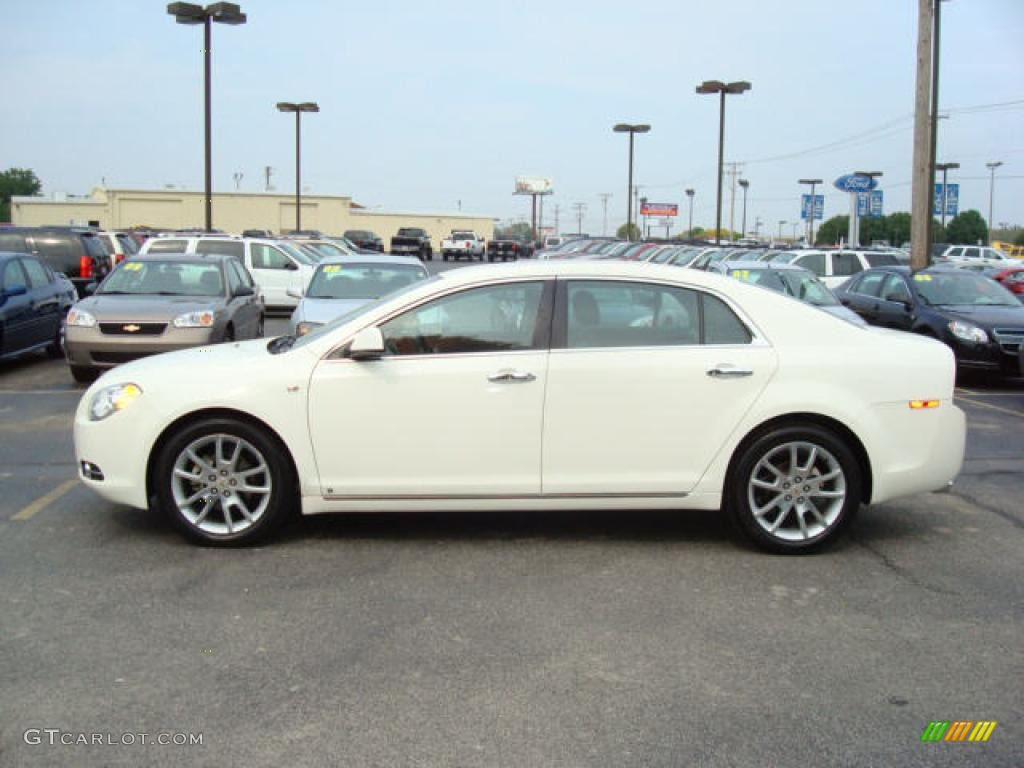2008 white chevrolet malibu ltz sedan 3326421 gtcarlot. Black Bedroom Furniture Sets. Home Design Ideas