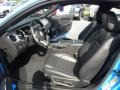2011 Grabber Blue Ford Mustang V6 Premium Coupe  photo #9