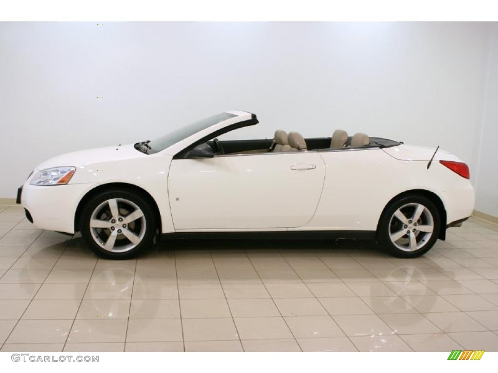 2007 ivory white pontiac g6 gt convertible 33329361 photo 4 car color galleries. Black Bedroom Furniture Sets. Home Design Ideas