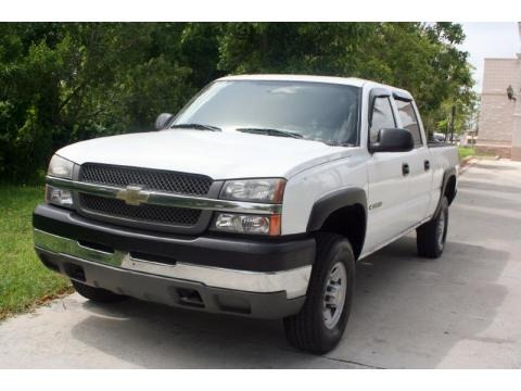 2004 chevrolet silverado 2500hd crew cab 4x4 data info and specs. Black Bedroom Furniture Sets. Home Design Ideas