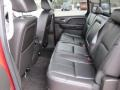 2009 Victory Red Chevrolet Silverado 1500 LTZ Crew Cab 4x4  photo #5