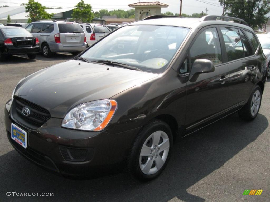 Java Brown Kia Rondo