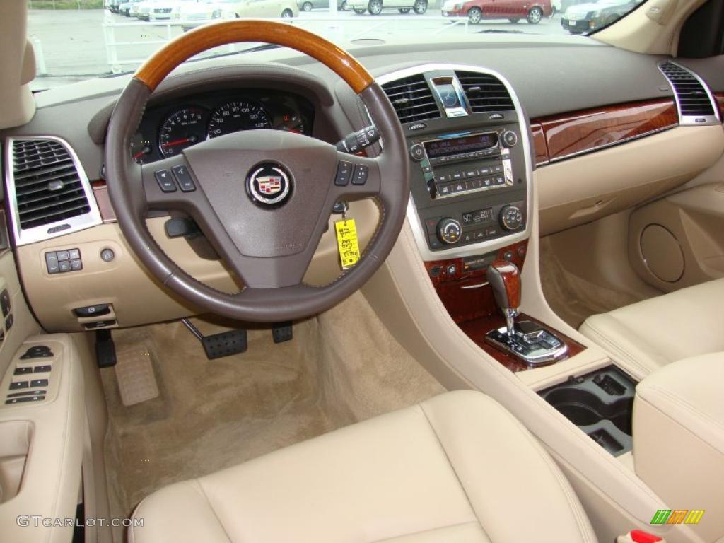 2007 Gold Mist Cadillac Srx 4 V8 Awd 33328382 Photo 10 Car Color Galleries