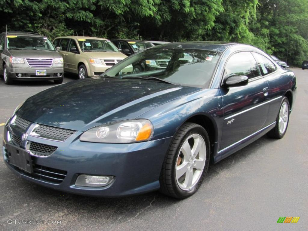 2005 midnight blue pearl dodge stratus r t coupe 33329570. Black Bedroom Furniture Sets. Home Design Ideas