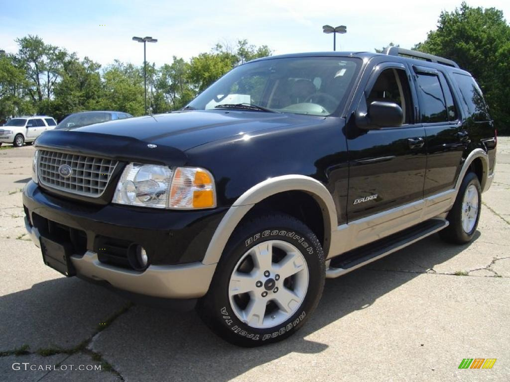 2005 black ford explorer eddie bauer 4x4 33328424 car color galleries. Black Bedroom Furniture Sets. Home Design Ideas