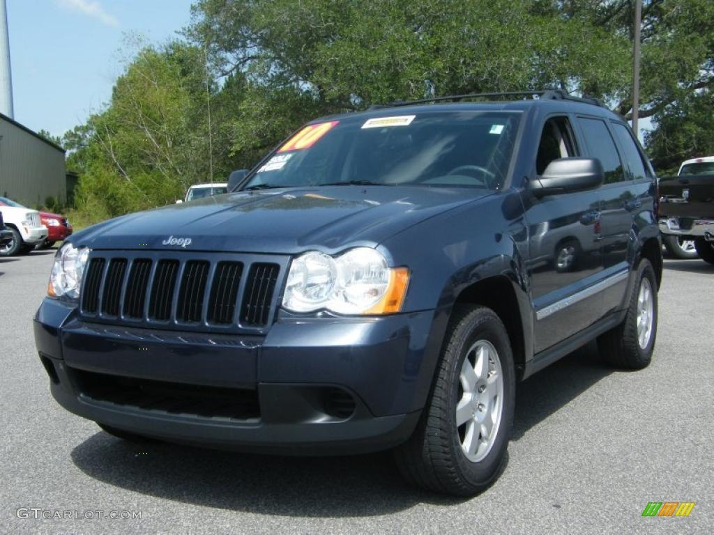 2010 modern blue pearl jeep grand cherokee laredo. Black Bedroom Furniture Sets. Home Design Ideas