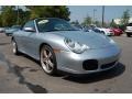 Polar Silver Metallic 2004 Porsche 911 Gallery