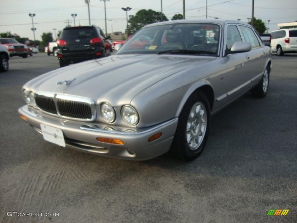 2000 platinum silver jaguar xj xj8 l 33438909 car color galleries. Black Bedroom Furniture Sets. Home Design Ideas
