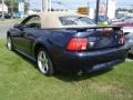 2003 True Blue Metallic Ford Mustang GT Convertible  photo #12