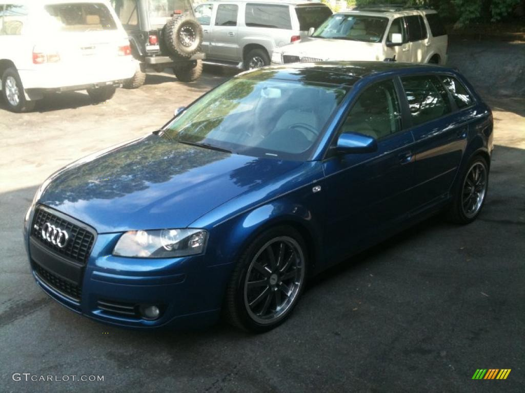 whizbang18t's 2006 Audi A3 in Houston, TX