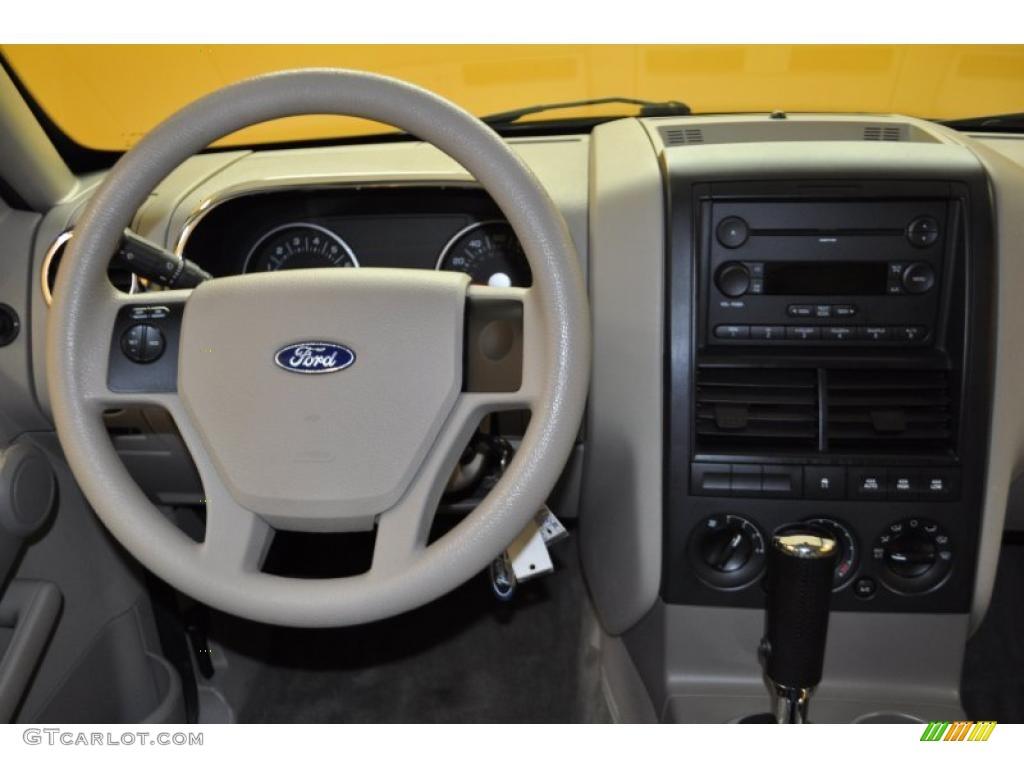 2006 Dark Blue Pearl Metallic Ford Explorer XLS 4x4 33496072 Photo 7 GTCa