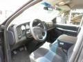 2002 Graphite Metallic Dodge Ram 1500 SLT Quad Cab 4x4  photo #17