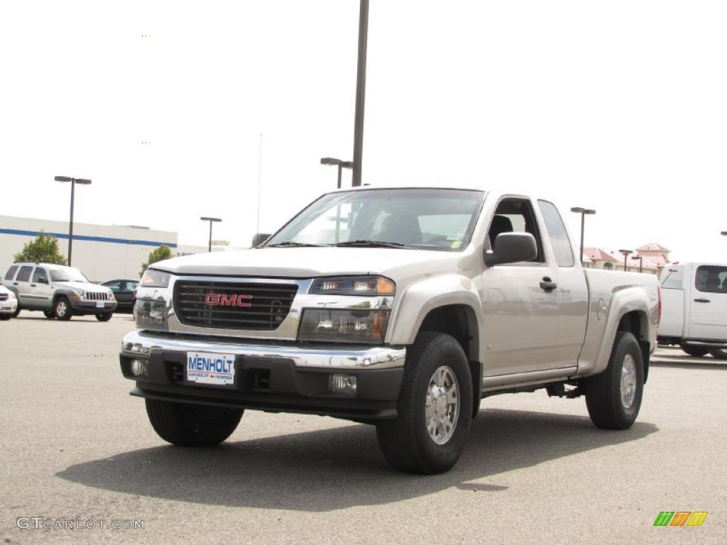 2007 silver birch metallic gmc canyon sle extended cab 4x4 33549084 2007 canyon sle extended cab 4x4 silver birch metallic dark pewter photo 8 publicscrutiny Image collections