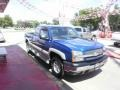 Arrival Blue Metallic - Silverado 1500 Z71 Extended Cab 4x4 Photo No. 19