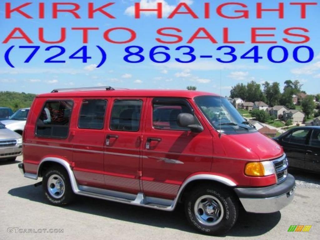 1999 colorado red dodge ram van 1500 passenger conversion 33548637 car color. Black Bedroom Furniture Sets. Home Design Ideas
