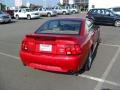 2000 Performance Red Ford Mustang GT Coupe  photo #3