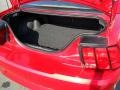 2000 Performance Red Ford Mustang GT Coupe  photo #18