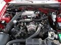 2000 Performance Red Ford Mustang GT Coupe  photo #23