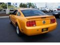 2007 Grabber Orange Ford Mustang V6 Premium Coupe  photo #2