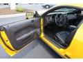 2007 Grabber Orange Ford Mustang V6 Premium Coupe  photo #9