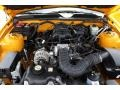 2007 Grabber Orange Ford Mustang V6 Premium Coupe  photo #20