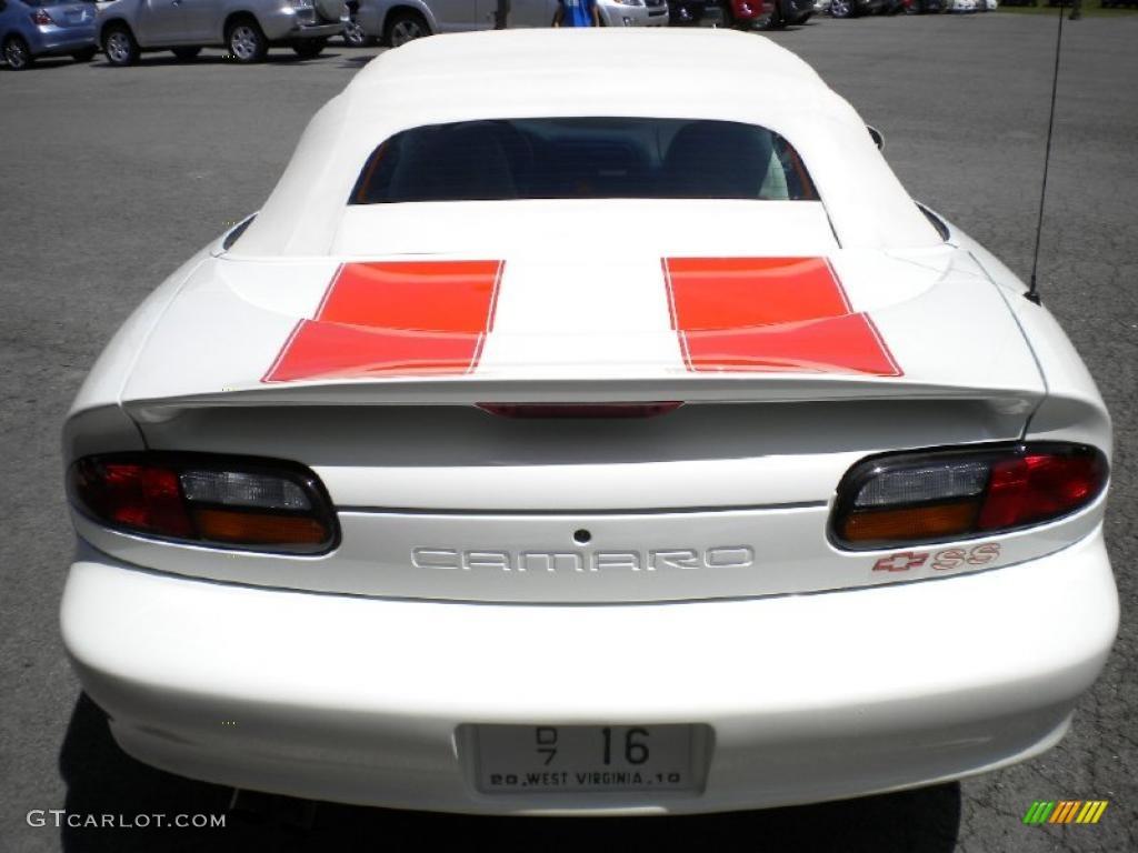 Chevrolet camaro z th anniversary edition picture