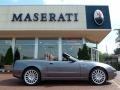 Grigio Alfieri Metallic (Grey) 2004 Maserati Spyder Cambiocorsa