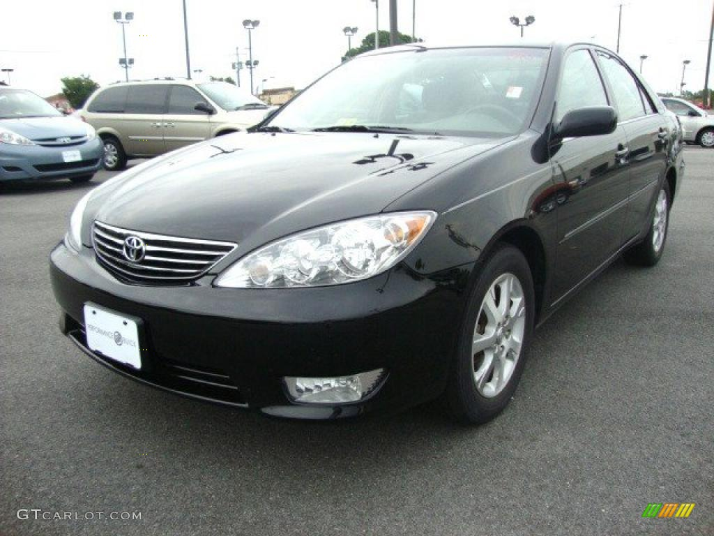 2006 black toyota camry xle 33606106 car color galleries. Black Bedroom Furniture Sets. Home Design Ideas
