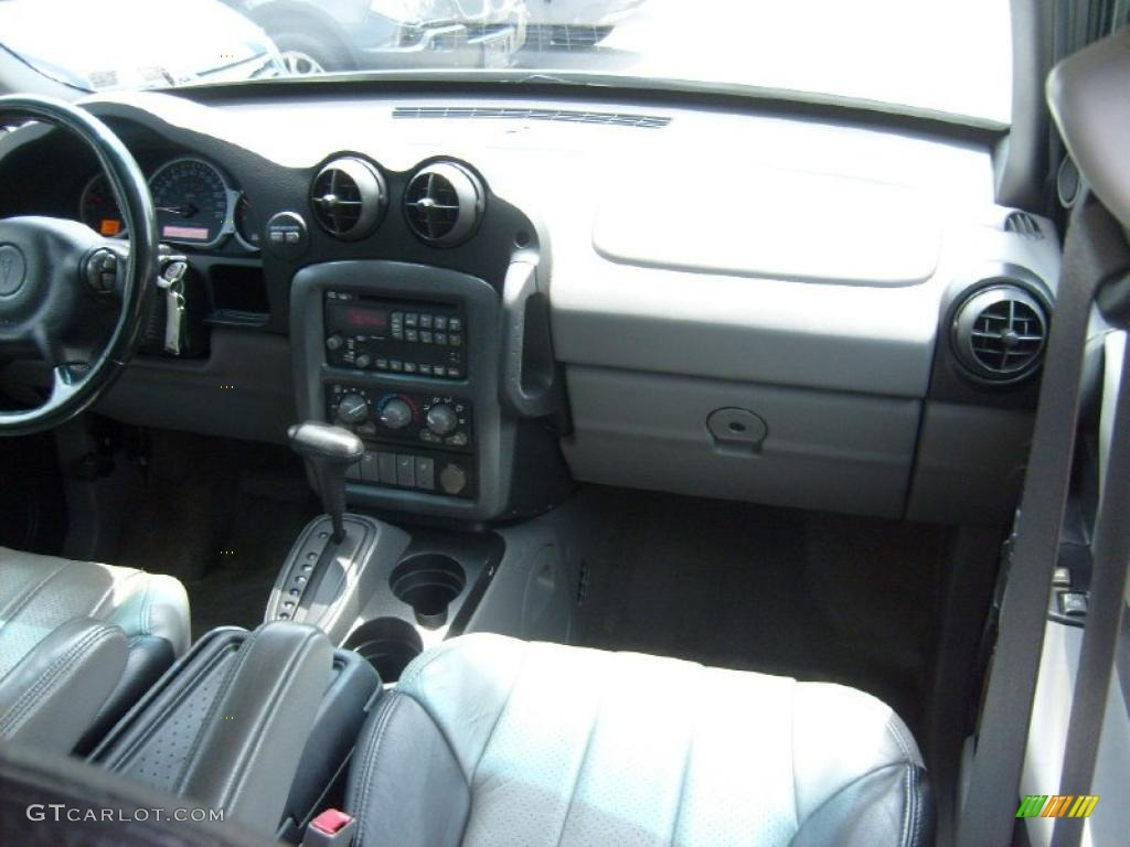 2005 liquid silver metallic pontiac aztek rally edition. Black Bedroom Furniture Sets. Home Design Ideas