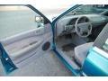 Bright Calypso Green Metallic - Tracer Sedan Photo No. 8