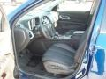 2010 Navy Blue Metallic Chevrolet Equinox LT  photo #19