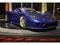 Blue Metallic - S7 Twin Turbo Photo No. 3