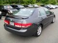 Graphite Pearl - Accord EX V6 Sedan Photo No. 4