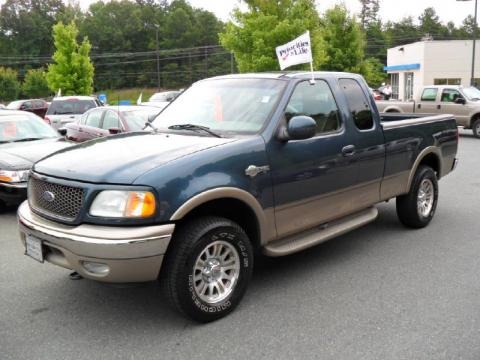 2002 ford f150 king ranch supercab 4x4 data info and specs. Black Bedroom Furniture Sets. Home Design Ideas