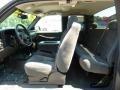 2006 Graystone Metallic Chevrolet Silverado 1500 LS Extended Cab 4x4  photo #18