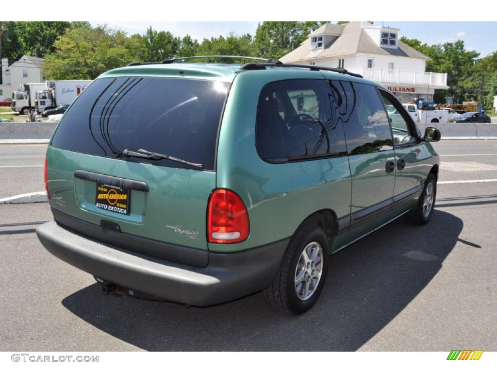 1998 alpine green pearl plymouth grand voyager se 33606868 photo 3 gtcarlot com car color galleries gtcarlot com