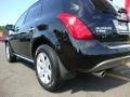 2007 Super Black Nissan Murano SL AWD  photo #13