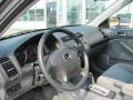 2005 Magnesium Metallic Honda Civic EX Sedan  photo #14