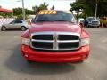 2002 Flame Red Dodge Ram 1500 Sport Quad Cab  photo #2