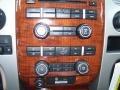 White Platinum Metallic Tri Coat - F150 Lariat SuperCrew 4x4 Photo No. 24