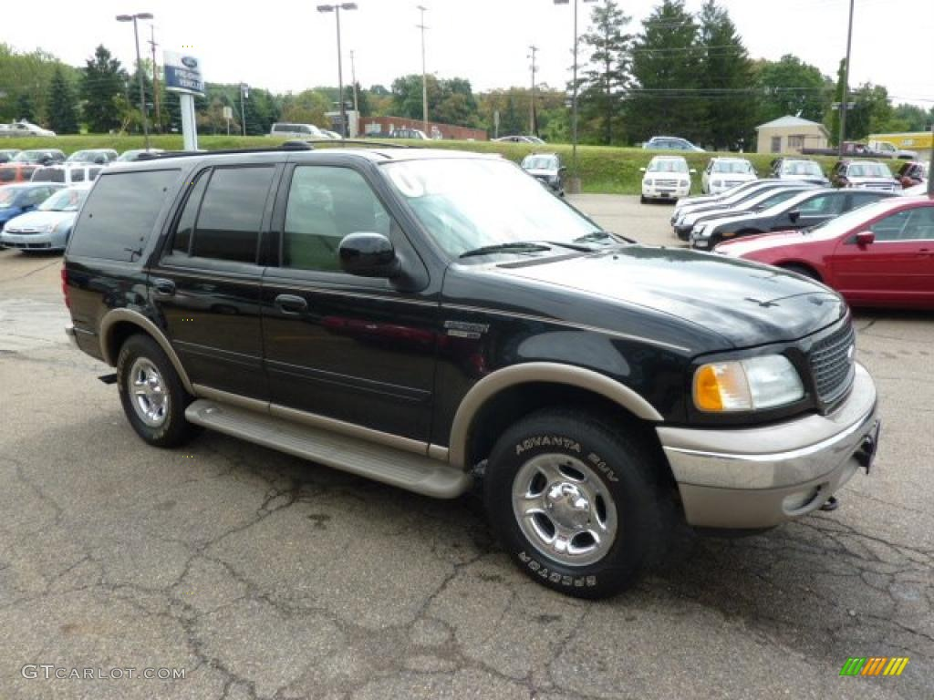 2002 black ford expedition eddie bauer 4x4 33744917 photo 5 gtcarlot com car color galleries gtcarlot com