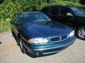 Emerald Green Metallic 1999 Pontiac Bonneville SE