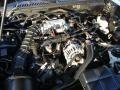 2001 True Blue Metallic Ford Mustang GT Convertible  photo #34