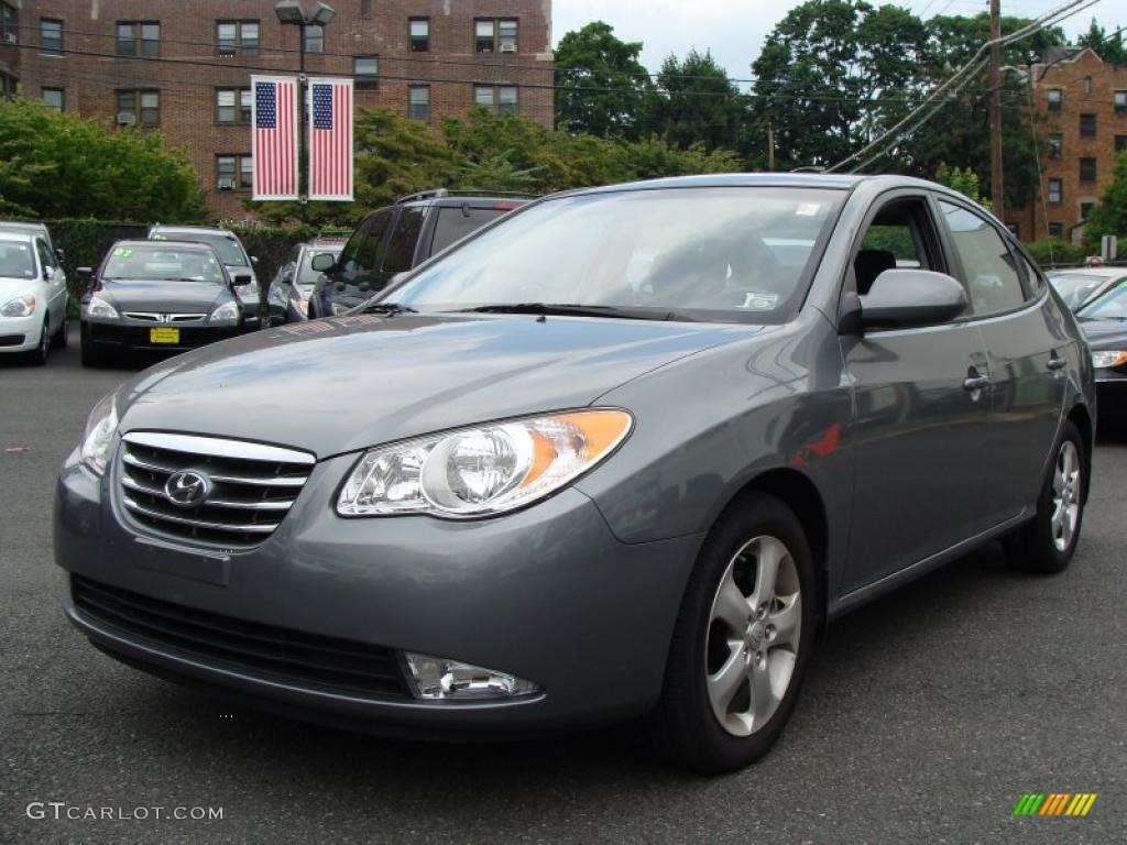2010 Carbon Gray Mist Hyundai Elantra Se 33745297 Car Color Galleries